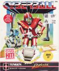 Cyberball Atari ST Front Cover