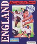 England Championship Special Atari ST Front Cover