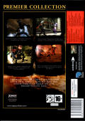 Legacy of Kain: Defiance Windows Back Cover