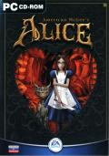 American McGee's Alice Windows Front Cover