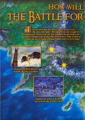 The Lord of the Rings: The Battle for Middle-Earth Windows Inside Cover Left Flap