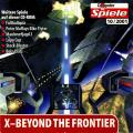 X: Beyond the Frontier Windows Front Cover
