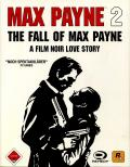 Max Payne 2: The Fall of Max Payne Windows Front Cover