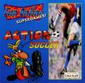 Action Soccer DOS Front Cover