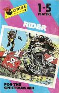 Rider ZX Spectrum Front Cover