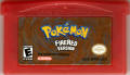 Pokémon FireRed Version Game Boy Advance Media