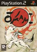 Ōkami PlayStation 2 Front Cover