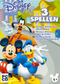 Disney: 3 Spellen Windows Front Cover
