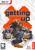 Marc Ecko's Getting Up: Contents Under Pressure Windows Front Cover