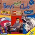Boys Only Club Windows Front Cover