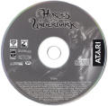 Ultimate Dungeons & Dragons Windows Media Neverwinter Nights: Hordes of the Underdark Game Disc
