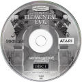 Ultimate Dungeons & Dragons Windows Media Temple of Elemental Evil Game Disc 1