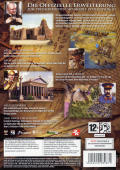 Sid Meier's Civilization IV: Warlords Windows Back Cover
