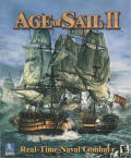 Age of Sail II Windows Front Cover