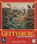 Battleground 2: Gettysburg Windows Front Cover