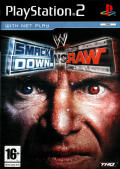 WWE Smackdown vs. Raw PlayStation 2 Front Cover