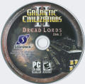 Galactic Civilizations II: Dread Lords Windows Media Disc 2