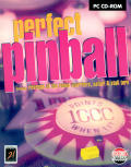 Perfect Pinball DOS Front Cover