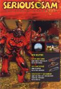 Serious Sam: The Second Encounter Windows Inside Cover Left