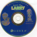Leisure Suit Larry's Greatest Hits and Misses! DOS Media
