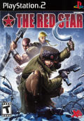 The Red Star PlayStation 2 Front Cover