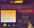 Leisure Suit Larry's Greatest Hits and Misses! DOS Other Jewel Case - Back
