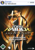 Lara Croft Tomb Raider: Anniversary (Collector's Edition) Windows Front Cover
