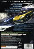 Need for Speed: Carbon (Collector's Edition) Xbox 360 Back Cover