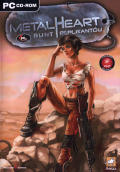 MetalHeart: Replicants Rampage Windows Other Keep Case - Front