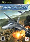 AirForce Delta Storm Xbox Front Cover