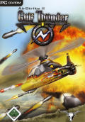 AirStrike II: Gulf Thunder Windows Front Cover
