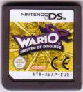 Wario: Master of Disguise Nintendo DS Media