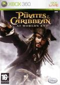 Disney Pirates of the Caribbean: At World's End Xbox 360 Front Cover