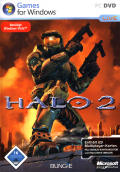 Halo 2 Windows Front Cover