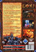 Loki: Heroes of Mythology Windows Other Keep Case - Back