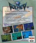 Volfied Amiga Back Cover
