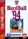HardBall 4 Genesis Front Cover