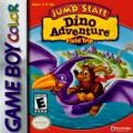 JumpStart Dino Adventure: Field Trip Game Boy Color Front Cover