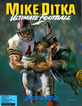 Mike Ditka Ultimate Football DOS Front Cover