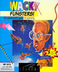 Wacky Funsters! The Geekwad's Guide to Gaming DOS Front Cover