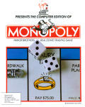 Monopoly DOS Front Cover