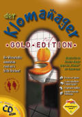 Der Klomanager (Gold Edition) Windows Front Cover