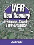 VFR Real Scenery: Birmingham, Coventry & Wolverhampton Windows Front Cover