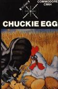 Chuckie Egg Commodore 64 Front Cover