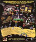 Lemmings Commodore 64 Back Cover