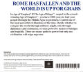 Age of Empires II: The Age of Kings Windows Other Jewel Case - Back
