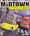 Midtown Madness Windows Front Cover
