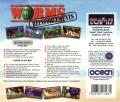 Worms: Reinforcements DOS Other Jewel Case - Back
