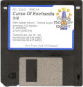 Curse of Enchantia DOS Media Disk 1/4