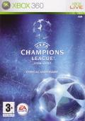 UEFA Champions League 2006-2007 Xbox 360 Front Cover
